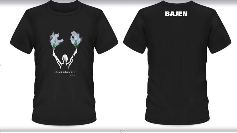 Ny t-shirt från SkåneBajarna